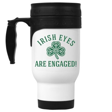 Irish Bride Eyes Engaged