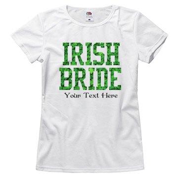 Irish Bride Graphic Tee