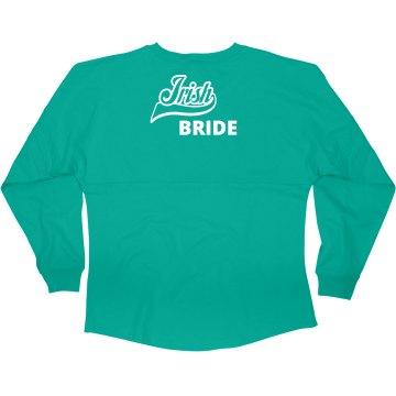 Irish Bride Jersey