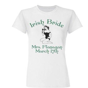 Irish Bride Pride