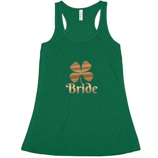 Irish Bride Tshirt
