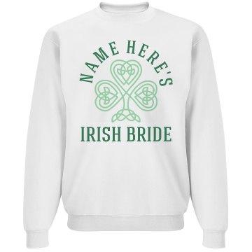 Irish Knot Irish Bride Pride