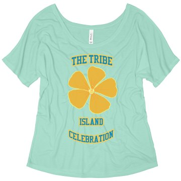 Island Celebration--Bachelorette Party