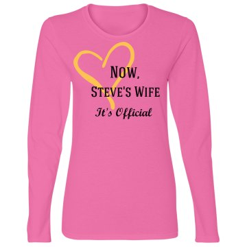 Its Official Now..After the Wedding Tshirt
