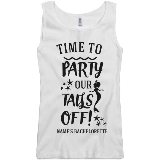 It's Time To Party Our Tails Off!