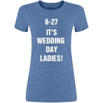 It's Wedding Day