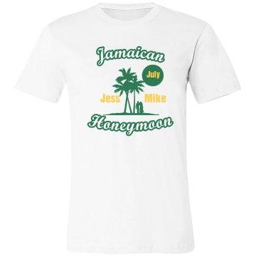 Jamaican Honeymoon Tee