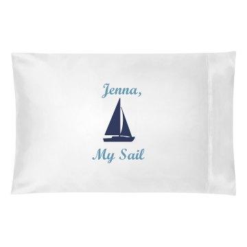 Jenna, My Sail
