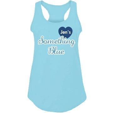 Jen's Something Blue