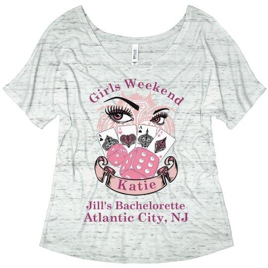 Jill's Bachelorette