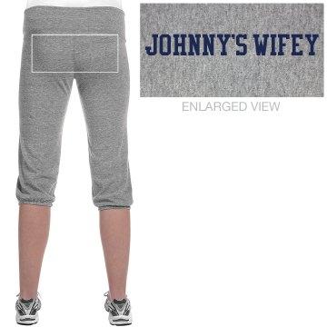 Johnny's Wifey