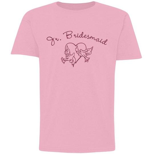 JR Bridesmaid Dove
