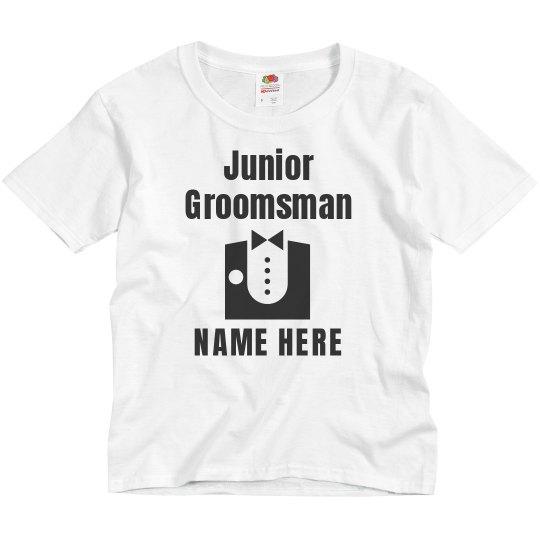 Jr Groomsman