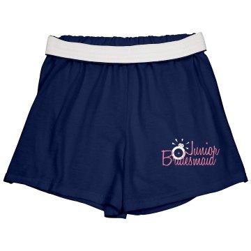 Junior Bridesmaid Shorts