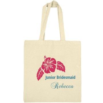 Junior Bridesmaid Totebag