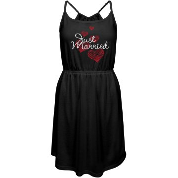 Just Married Dress