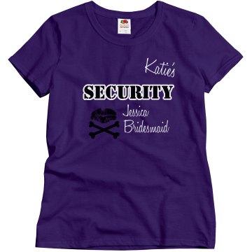 Katie's Security