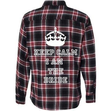 Keep Calm Bride Shirts