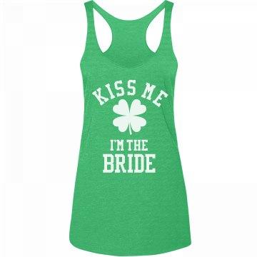 Kiss Me Irish Bride