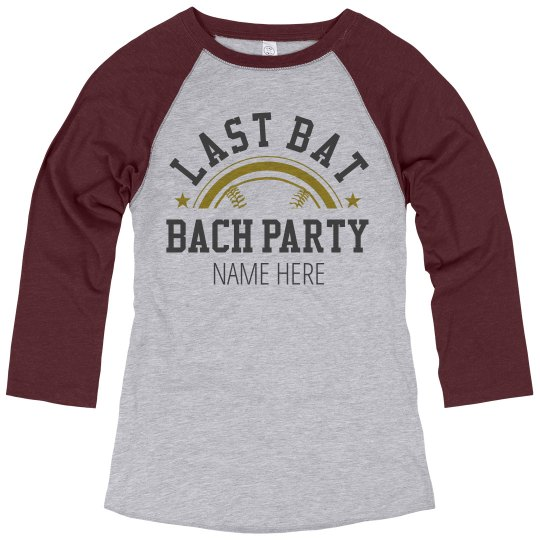 Last Bach Bridesmaid Tee