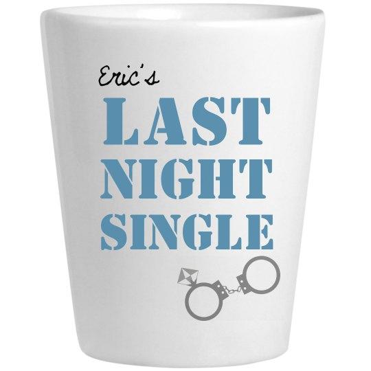 Last Night Single Shot