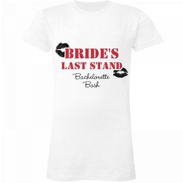 Last Stand Kisses
