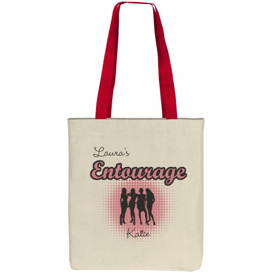 Laura's Entourage Bag
