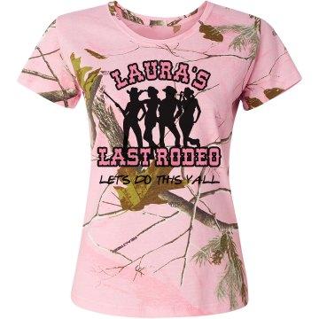 Laura's Last Rodeo