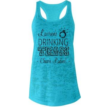 Lauren's Drinking Team