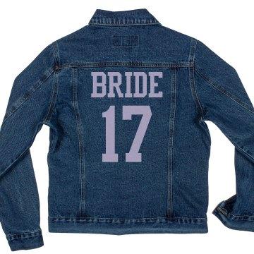 Lavender Bride Custom Year