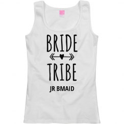 The Bride Tribe Party Jr Bmaid