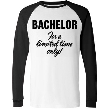 Limited Time Bachelor