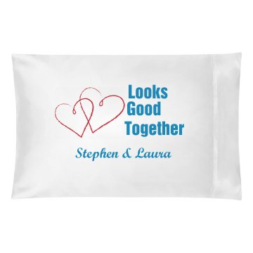 Looks Good Together Pillow