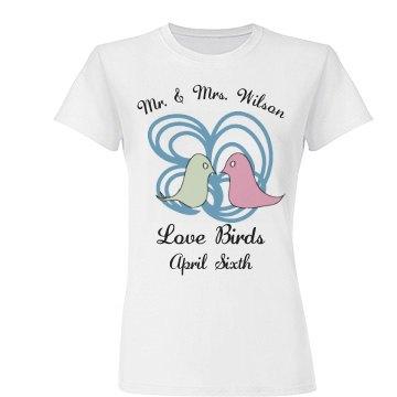 Love Birds Tee