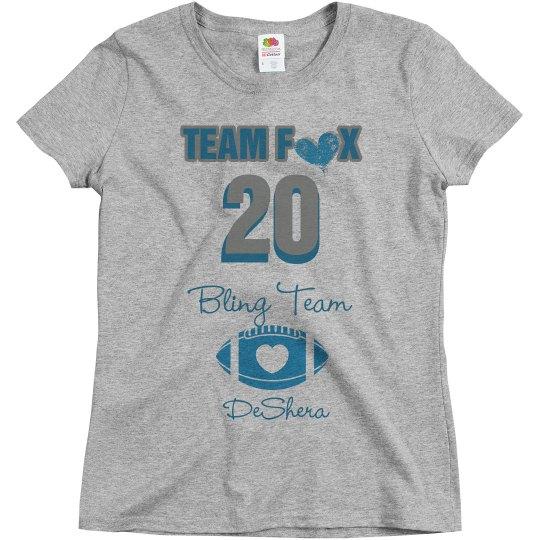 Love Team Fox Tee