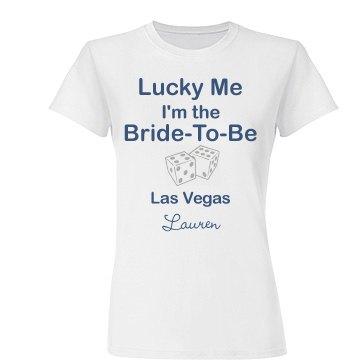 Lucky Bride Tee