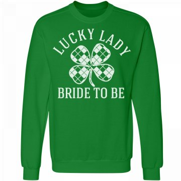 Lucky Lady St. Patrick's Day