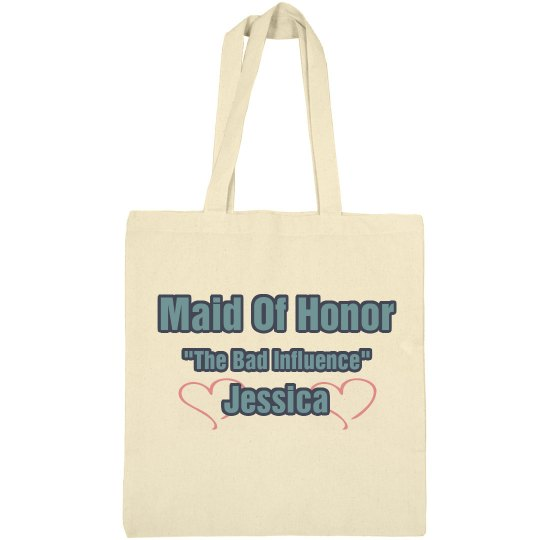 Maid Of Honor Bag