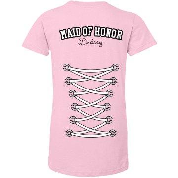 Maid Of Honor Corset