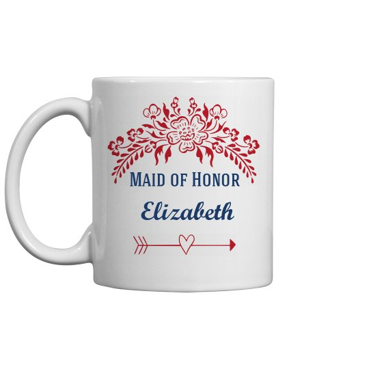 Maid of Honor Drinkware