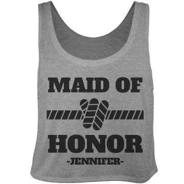 Maid Of Honor Knot