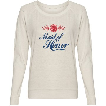 Maid of Honor Pullover