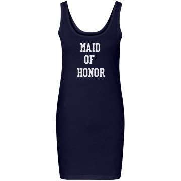 Maid of Honor Tank Dress
