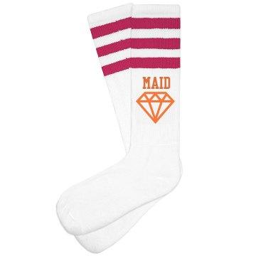 Maid socks