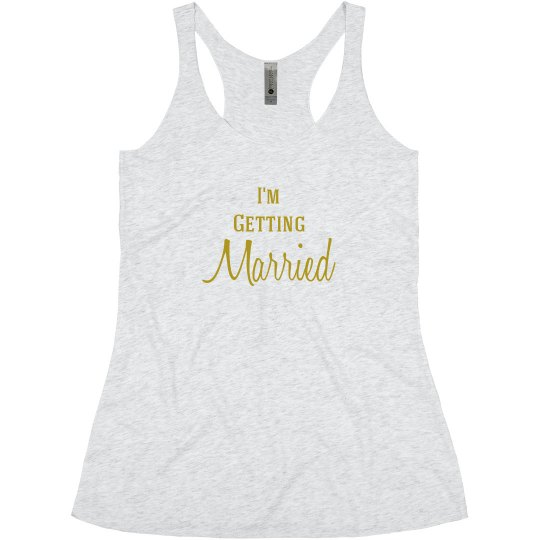 Married / Drunk Bachelorette