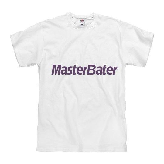 Master Bater T-shirt
