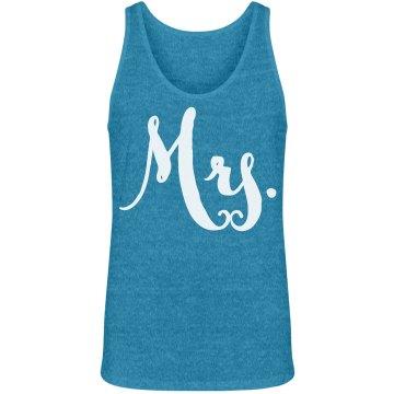Matching Mr Mrs Script 1