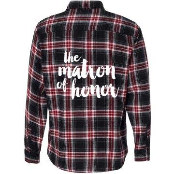 Matron of Honor Shirts