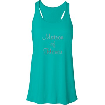 Matron of Honor Teal