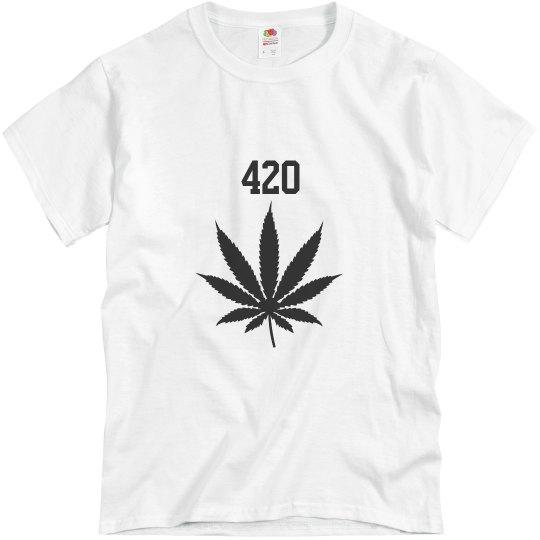 Men's 420 T-shirt